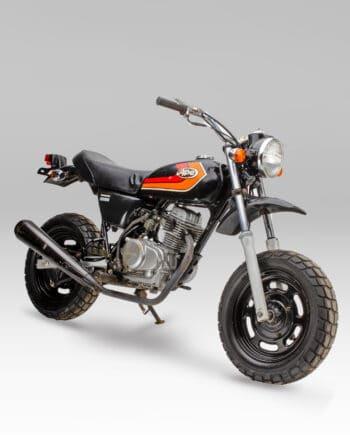 Honda Ape 50 Zwart - 7856 km