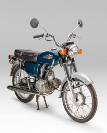Honda CD50 Benly Blauw