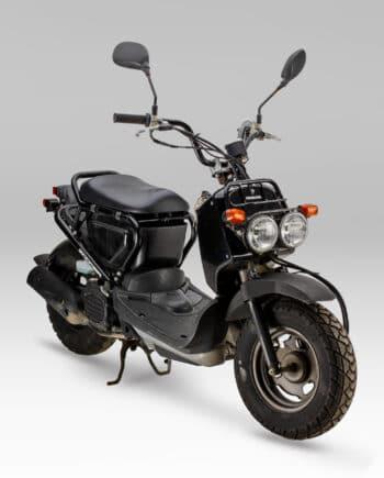 Honda Zoomer Zwart 2011 - 25516 km