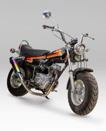 Honda CY50 Nauty Dax Black - 6693 km