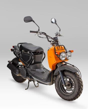 Honda Zoomer Geel 2011 - 27447 km