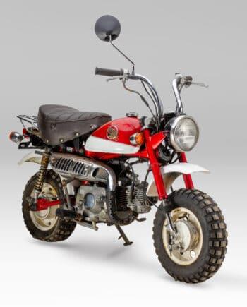Honda Monkey Z50J2 Millenium - 0052 km