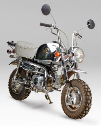 Honda Gorilla Chrome Limited - 785 km - https://fourstrokebarn.com