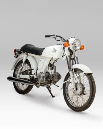 Honda Benly 50S Wit - 22249 km