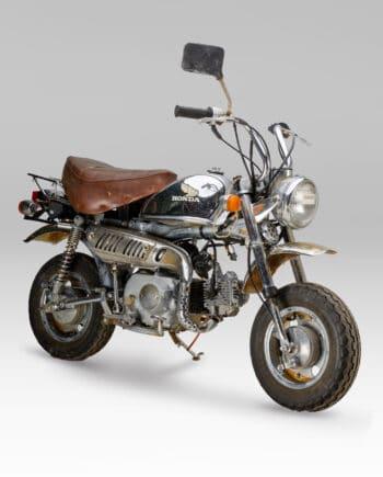 Honda Monkey Z50J2 Chrome Limited - 2333 km