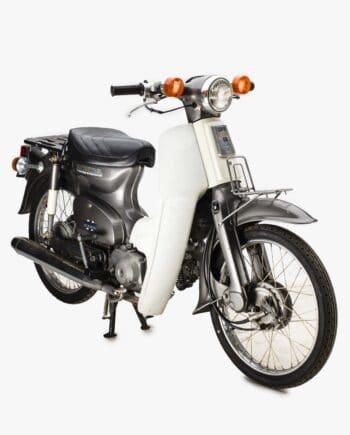 Honda C50 STD Super Cub Grijs - 17930 km