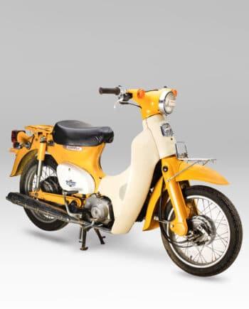 Honda C50L Little Cub Geel - 88254 km