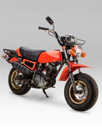 Honda CY50 R&P Oranje - 1714 km