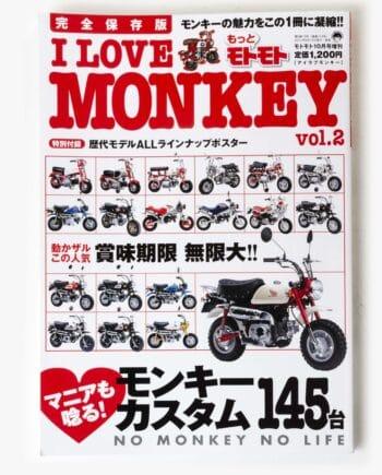 Magazine Japans Honda Monkey (7936) - https://fourstrokebarn.com