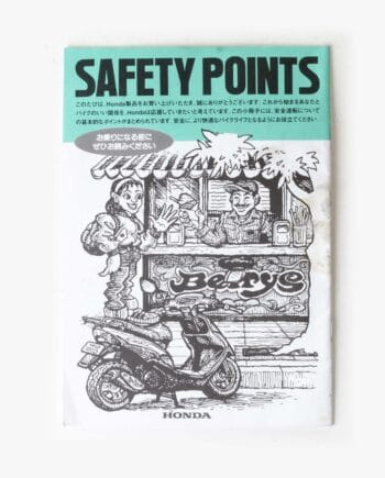 Instructieboekje Safety Points Universeel (7957) - https://fourstrokebarn.com