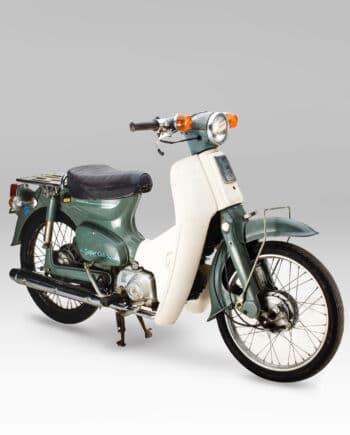 Honda C50 Super Cub Groen - 22020 km