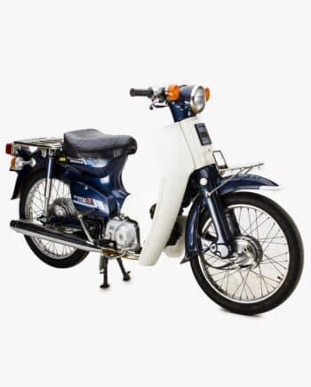 Honda C70 Super Cub Blauw - 12052 km