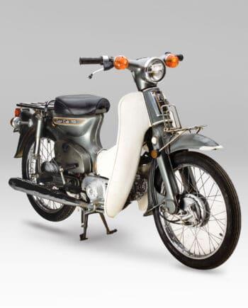 Honda C70 k1 Super Cub Groen - 12545 km