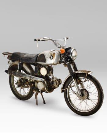 Honda CL90 Zilver - 15874 km