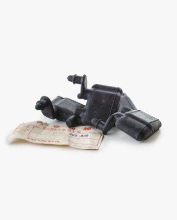 Rubbers tandwieldrager Honda CB750 Four (9354) - https://fourstrokebarn.com