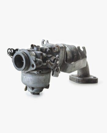 Carburateur met spruitstuk Honda Chaly (9387) - https://fourstrokebarn.com