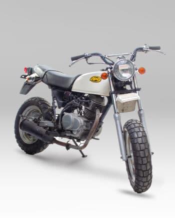 Honda Ape 50 wit C14_002