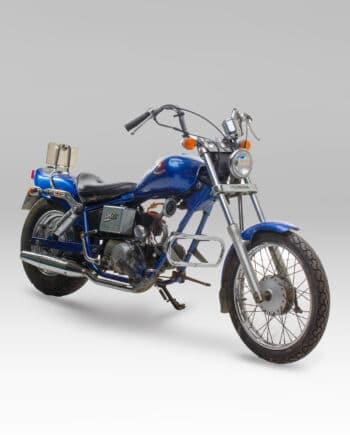 Honda Jazz blauw C14_008