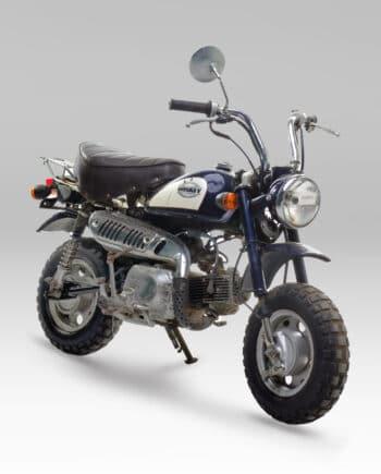 Honda Monkey paars C14_012