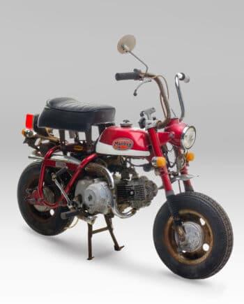 Honda Monkey Z50z C14_015