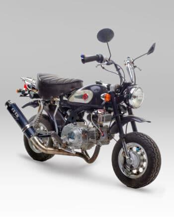 Honda Monkey paars C14_019