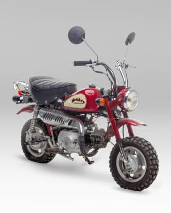 Honda Monkey rood C14_021