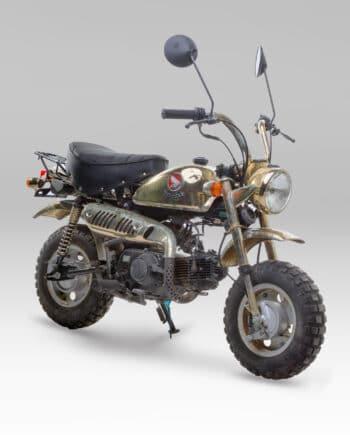 Honda Monkey goud C14_022