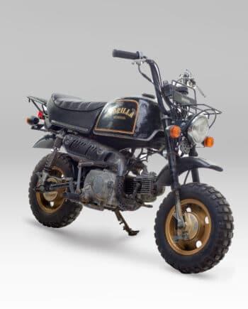 Honda Gorilla zwart C14_026