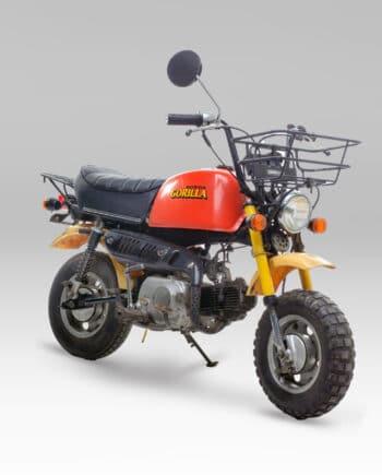 Honda Gorilla oranje-geel C14_027