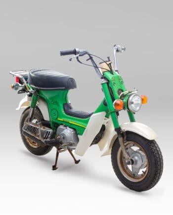 Honda CF50 Chaly groen C14_028