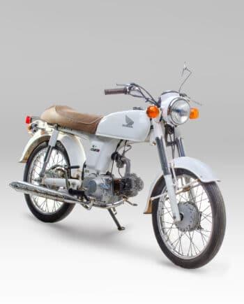 Honda Benly 50S wit C14_032