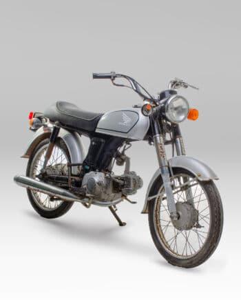 Honda Benly 50S Zilver C14_033
