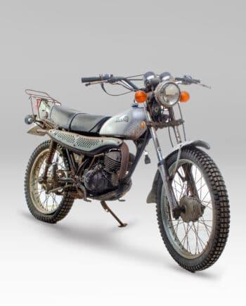 Honda MT125 Elsinore C14_048