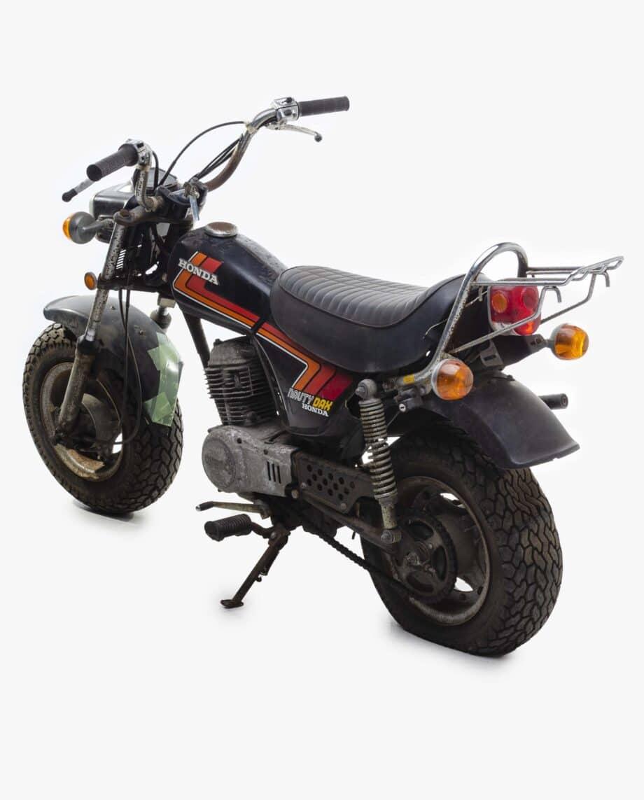 Honda CY50 Nauty Dax. Km. stand 01122