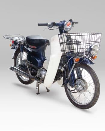 Honda C50 NT Super cub - KM. stand 15560