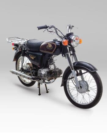 Honda CD50 benly. KM. stand 4457