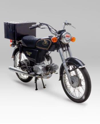 Honda CD90 benly. KM. stand 5896