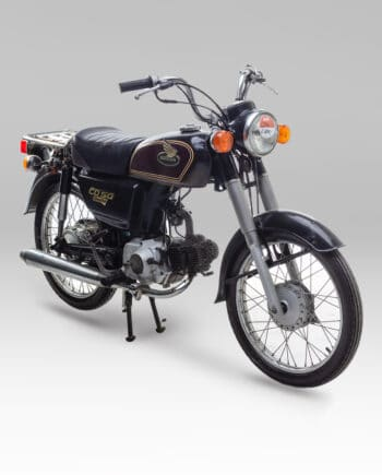 Honda CD50 benly. KM. stand 44463.